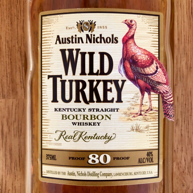 Wild Turkey 80-proof KSBW